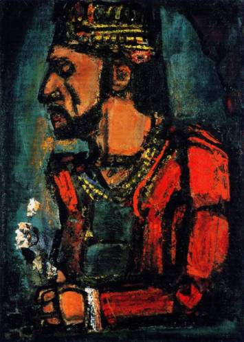 The Old King, Georges Rouault