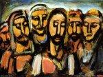 Rouault - Cristo e gli Apostoli